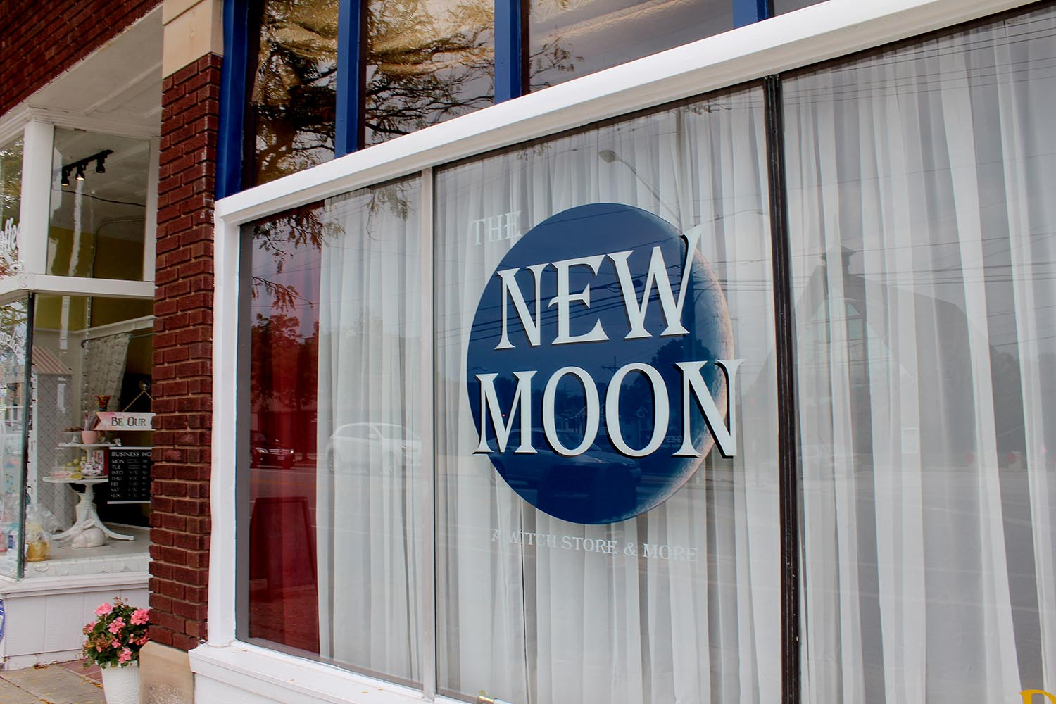The Shop | New Moon Witch